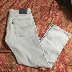 Men's Levi's 513 jeans W:33 L30